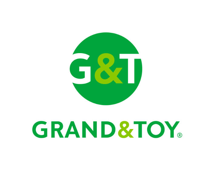 Grand and Toy Logo