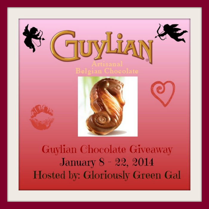 Guylian Chocolate Giveaway
