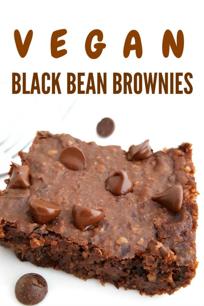Healthy Black Bean Brownies