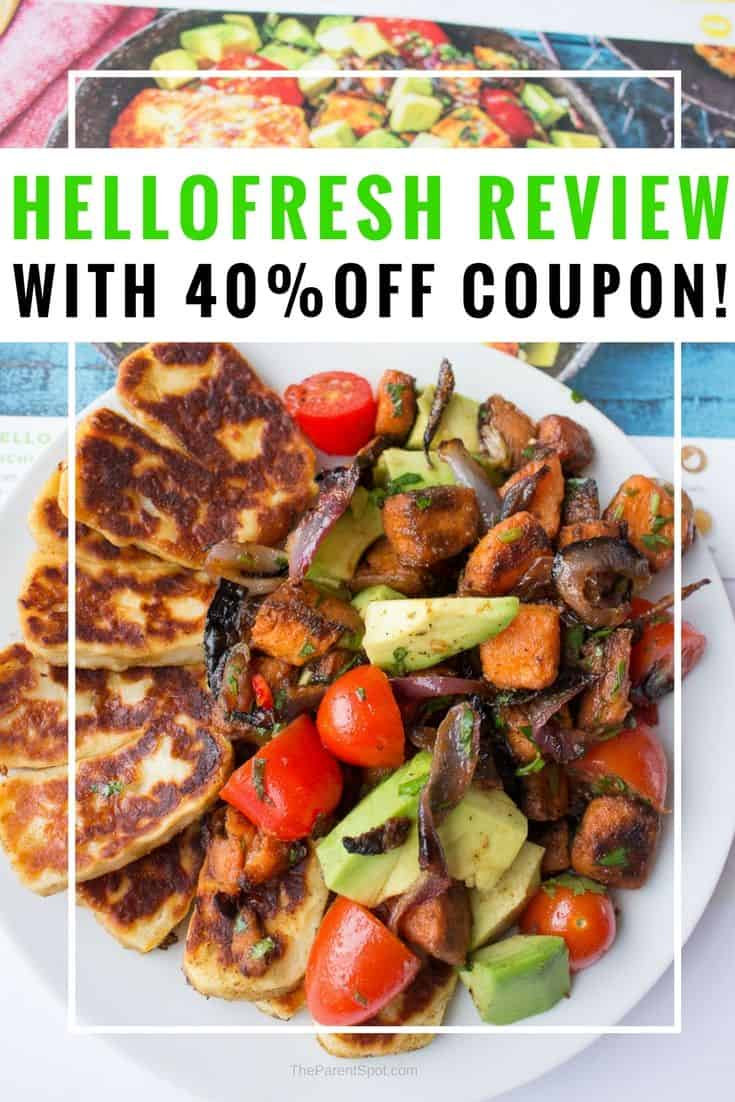 Hellofresh Meal Kit Delivery Service Coupons Free Shipping April 2020