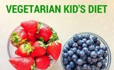 How to Get More Protein in your Vegetarian Kids Diet