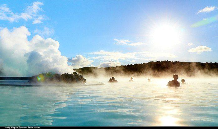 Icleand Blue lagoon
