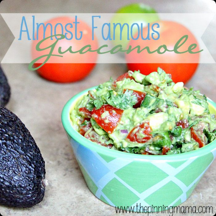 J Alexanders Almost Famous Guacamole by The Pinning Mama