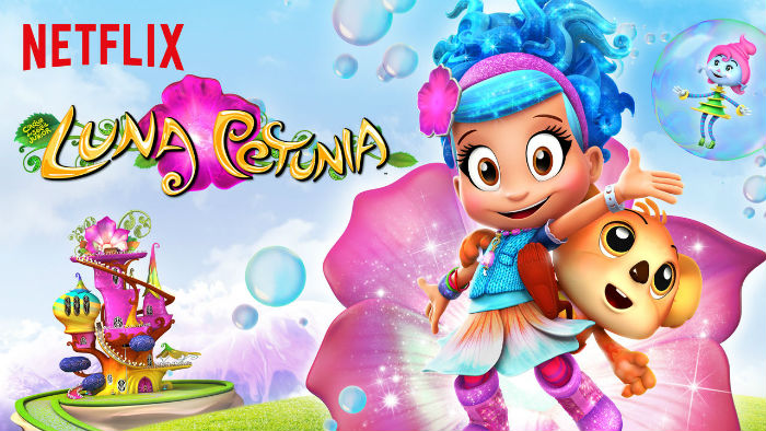 Luna Petunia - S2 New on Netflix