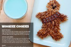 Make your own Star Wars Wookie Cookie at Home