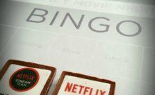 Netflix Bingo Card