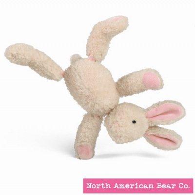 North American Bear Peanut Bunny