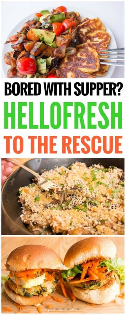 Our Review of HelloFresh Canada. I decided to give myself a break and give HelloFresh a try. It's an online weekly meal delivery service thatdelivers recipes and fresh ingredients to your door that you cook at home. . #dinner #dinnerrecipes #dinnerideas HelloFresh Canada | HelloFresh Review | HelloFresh recipes | HelloFresh vegetarian | HelloFresh meals | HelloFresh boxes | food subscription box