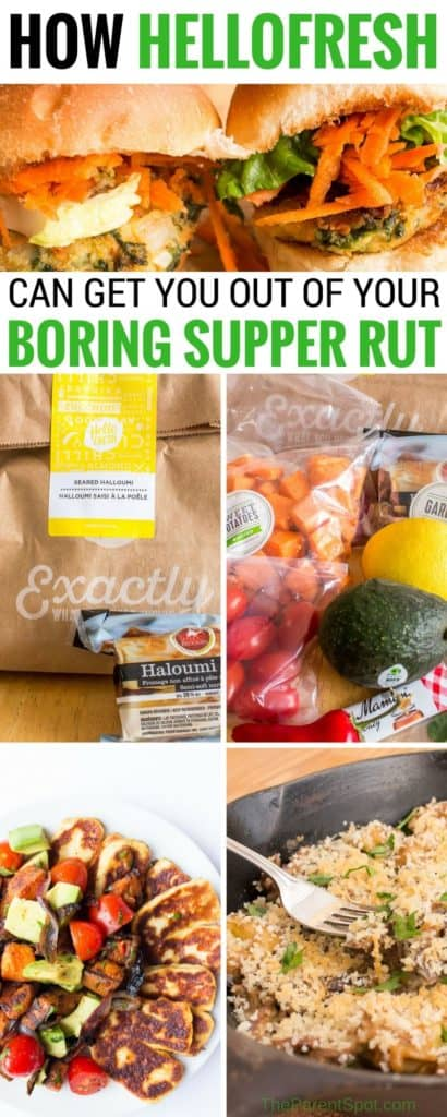 Our honest HelloFresh Canada Review. We tried HelloFresh, and got delicious, healthy meals delivered to our door. Here's our honest review. #dinner #dinnerrecipes #dinnerideas HelloFresh Canada | HelloFresh Review | HelloFresh recipes | HelloFresh vegetarian | HelloFresh meals | HelloFresh boxes | food subscription box