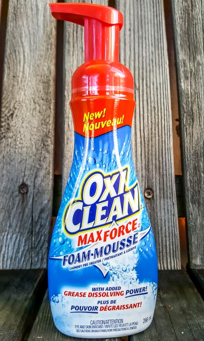 OxiClean™ MaxForce™ Foam Pre-Treater