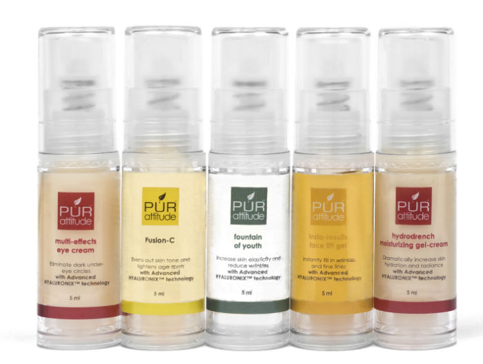 PUR attitude Best Sellers Trial Size Kit