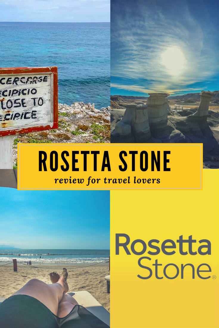 Loving Language Learning Again with Rosetta Stone