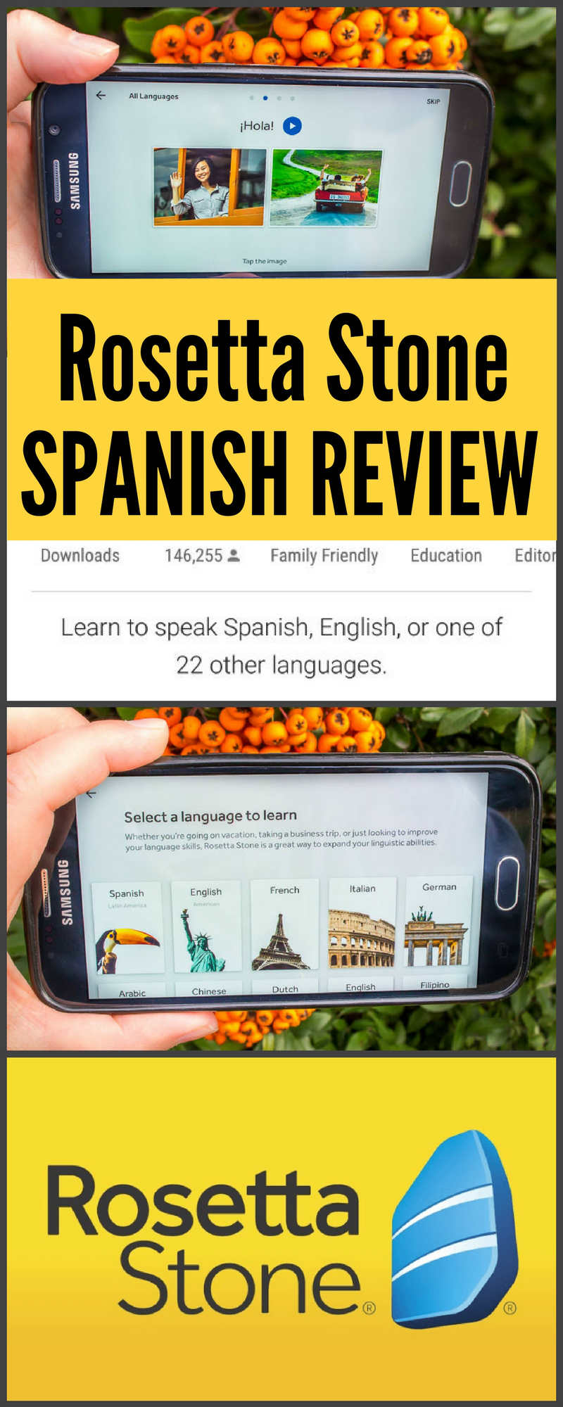 Rosetta Stone Spanish Review (Everything You Want to Know)