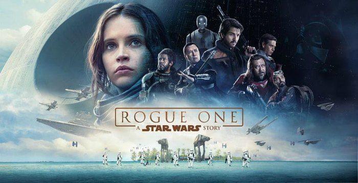 Rouge One on Netflix