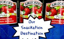 Smuckers Walmart is your SNACAKTION destination fun