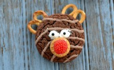 So Easy and Adorable Rudolph the Red Nosed Reindeer Cookie Recipe