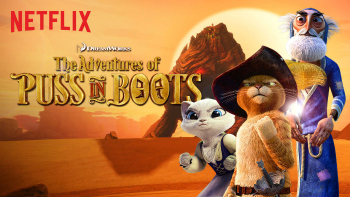 The Adventures of Puss In Boots - S5