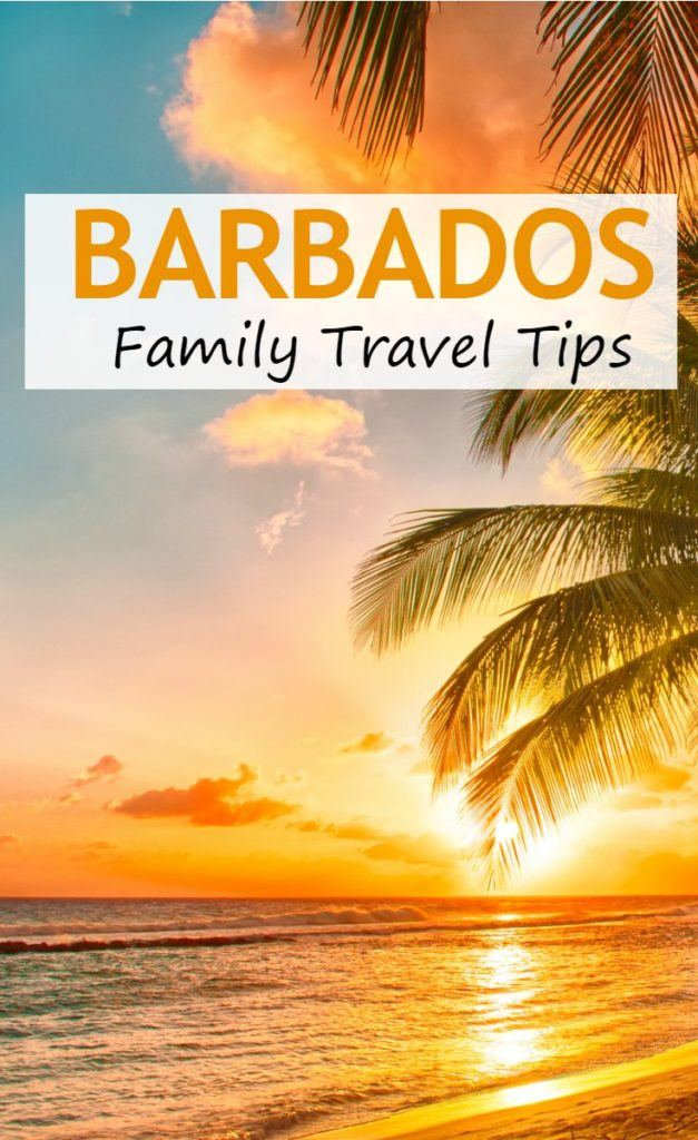 The Best Family Things to See and Do in Barbados, including visiting a pirate ship, playing in tidal pools, and exploring Barbados by submarine