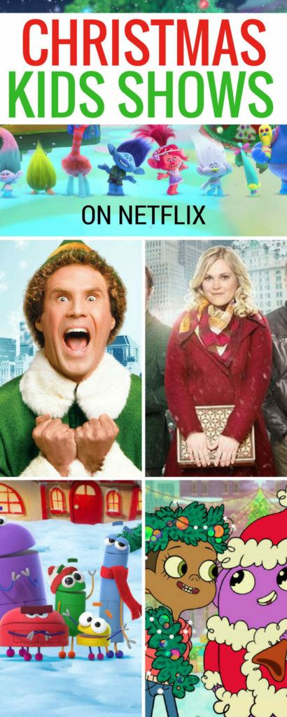 The Best Kids Shows and Movies on Netflix This Christmas for Children and Adults alike