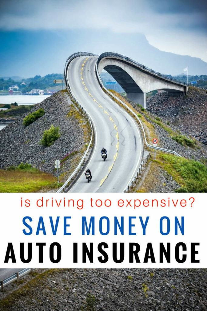 Tips for how to save money on auto insurance #insurance #tips