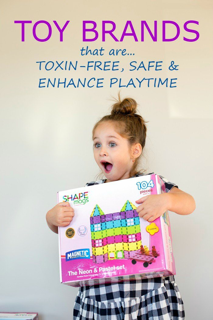 Toy Brands that are Toxin Free Safe and Enhance Playtime