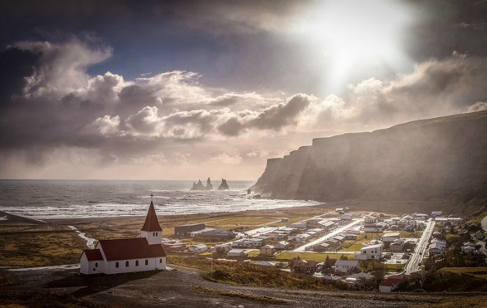 Verndari Vík í Mýrdal Vik Iceland