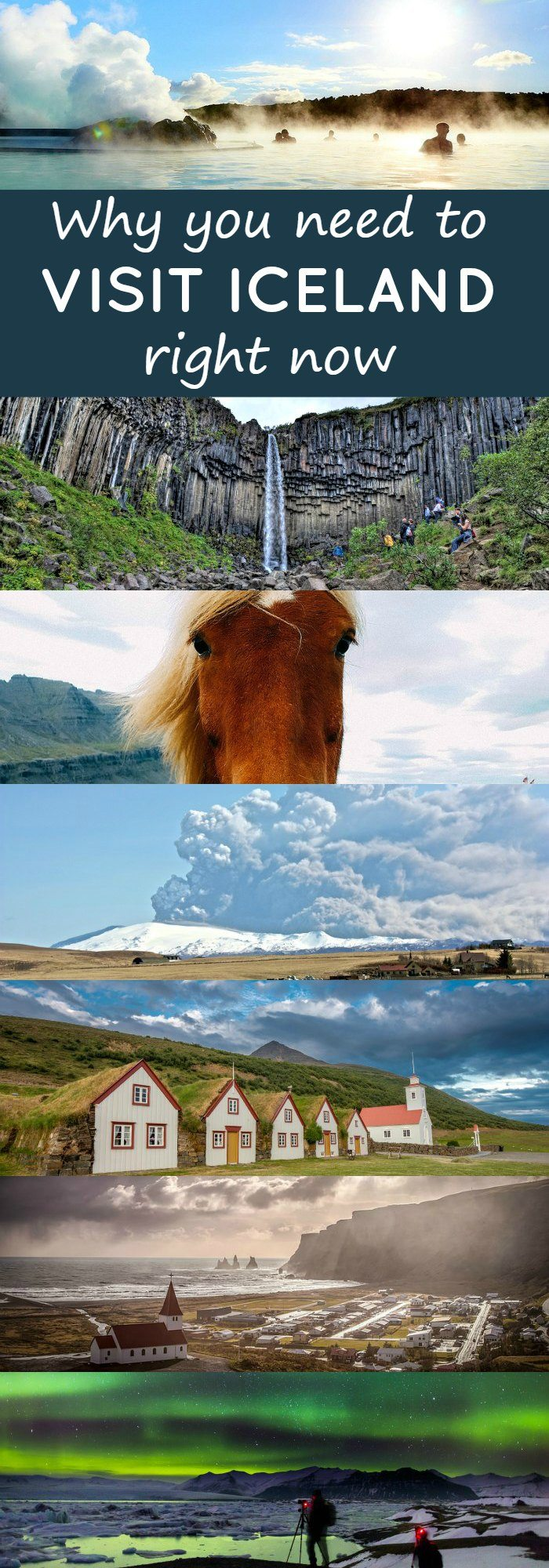 Why you need to visit Iceland right now
