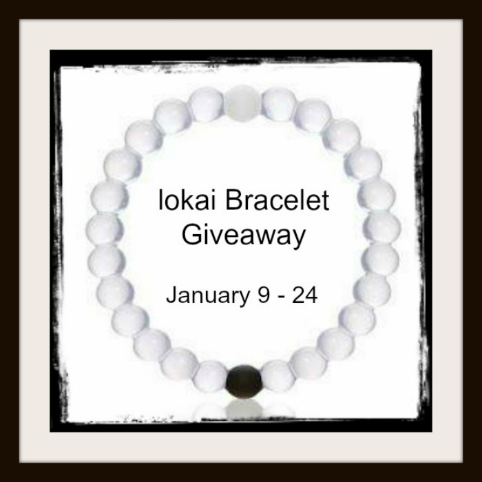 lokai giveaway button