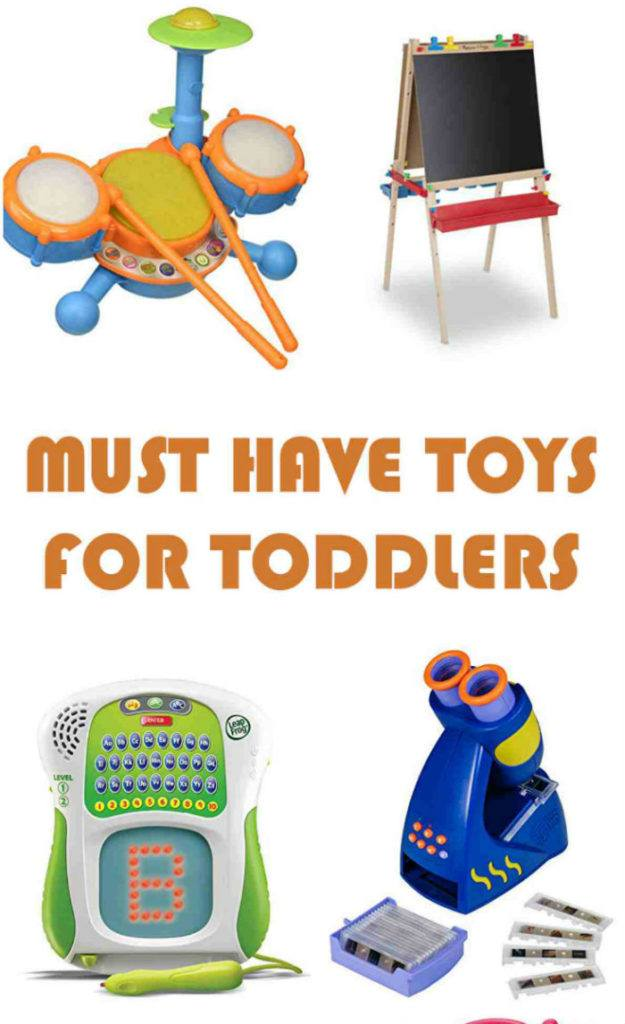 must have toys for toddlers