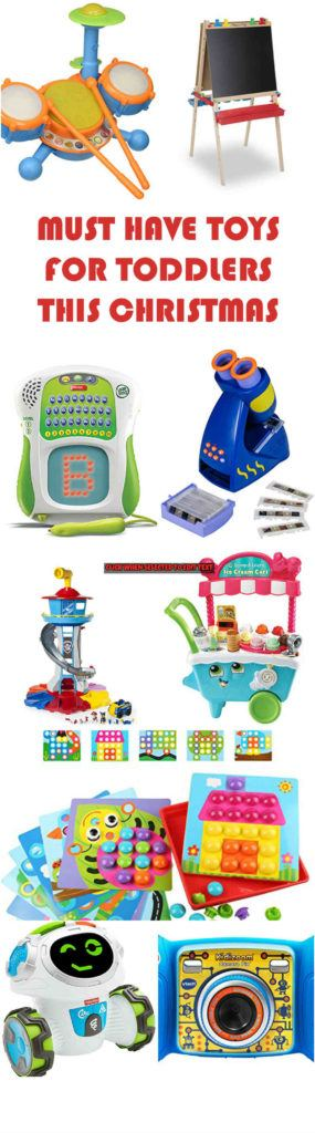 must have toys for toddlers this Christmas