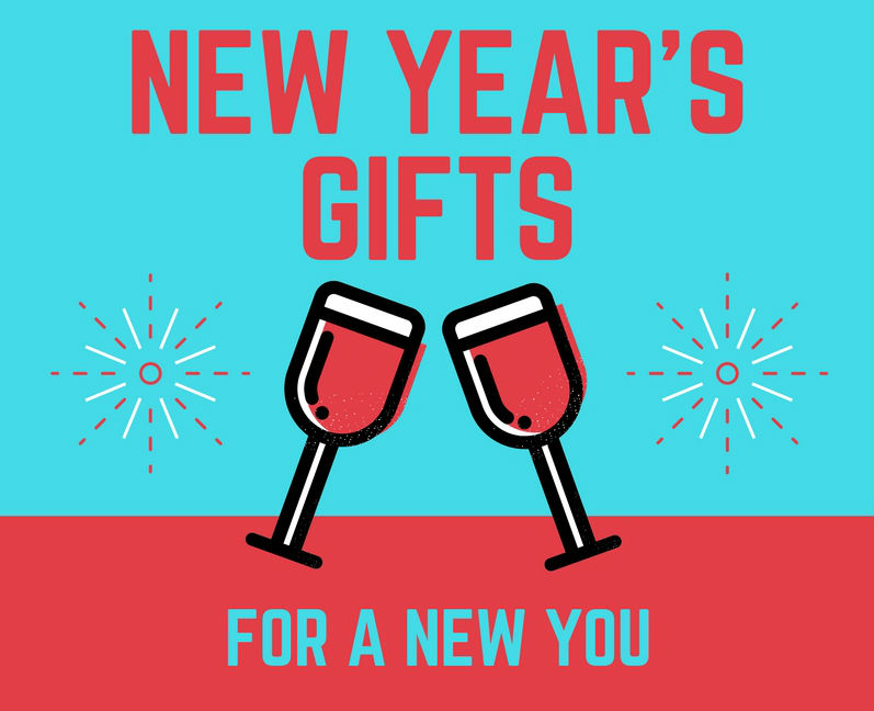 new year's gifts for a new you