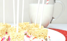 easy Rice Krispie pops recipe