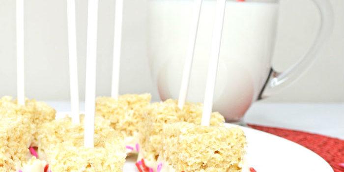 easy Rice Krispie pops recipe