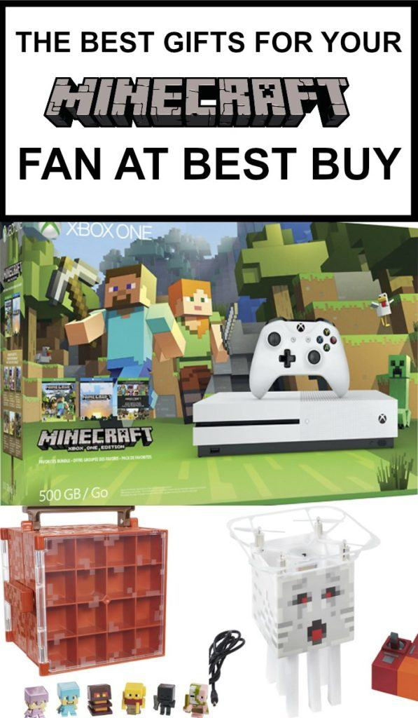 The best gifts for your Minecraft fan at Best Buy