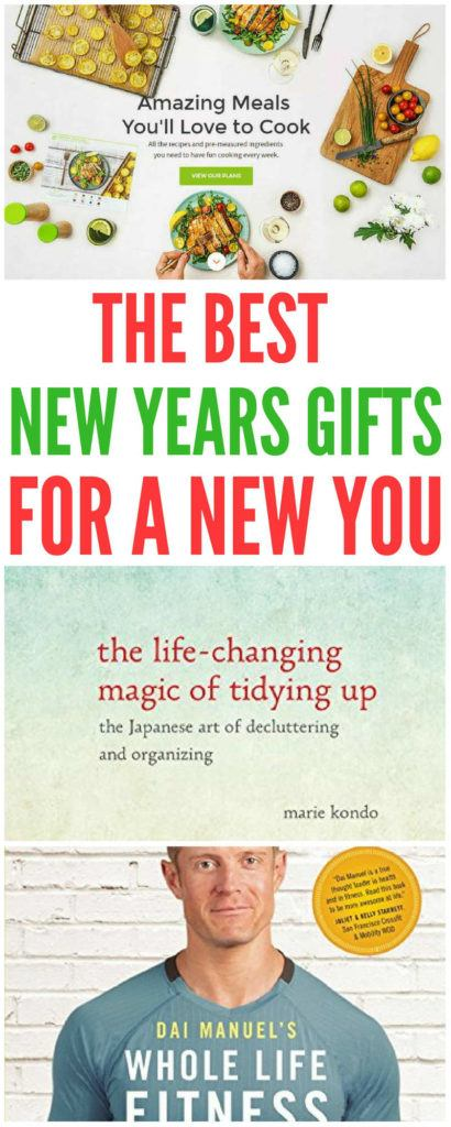 the best new years gifts for a new you